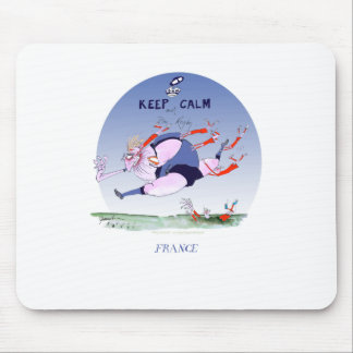 french rugby steamroller, tony fernandes mouse pad