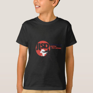 French school of JuJitsu and Coil-Defense T-Shirt