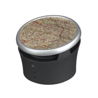 French settlements and forests bluetooth speaker