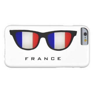 French Shades custom text & color cases