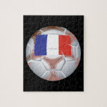 French Soccer Ball Puzzle