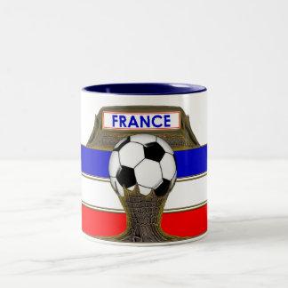 French  Soccer Coffee Mug