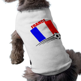 French soccer team tee
