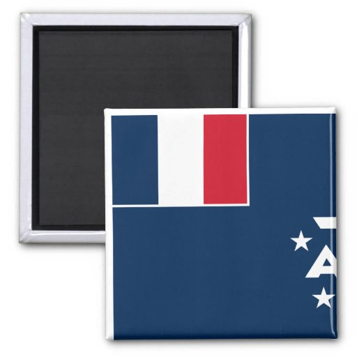French Southern And Antarctic Lands, Antarctica Magnets