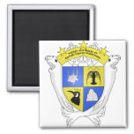 French Southern And Antarctic Lands Coat of Arms d Fridge Magnets