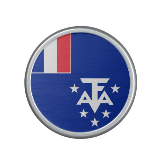 French Southern and Antarctic Lands Flag Speaker