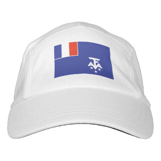 French Southern Antarctica Flag Headsweats Hat
