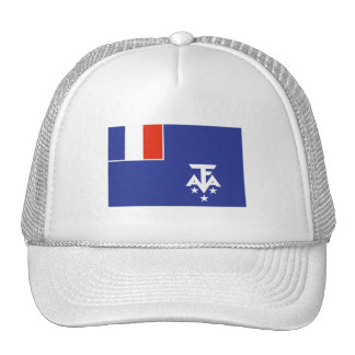 French Southern Antarctica Flag Trucker Hat