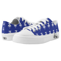 French Southern Antarctica Printed Shoes