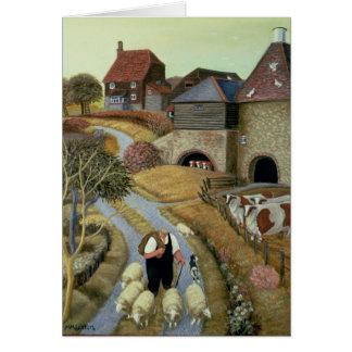 French Street Farm Card