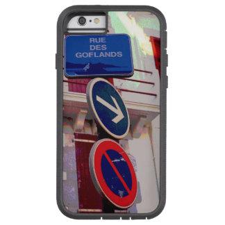 French Street Signs Tough Xtreme iPhone 6 Case