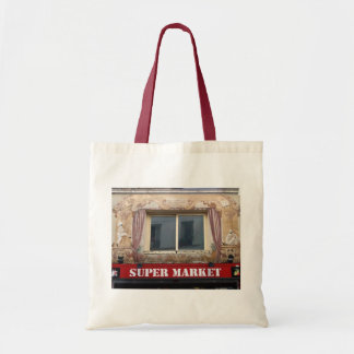 French Super Market Bag