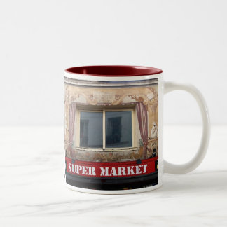 French Super Market Mug
