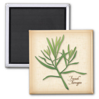 French Tarragon Herb Magnet