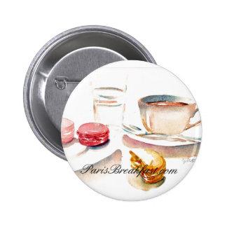 FRENCH TEA pin