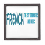 French the City Is Romantic and Exotic Premium Gift Box