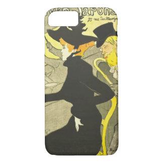 French Theater Club Ad 1892 iPhone 8/7 Case