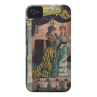 French Theatre iPhone Case
