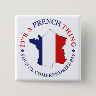 French Thing Button