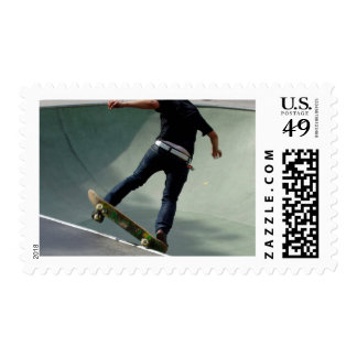 French Thrasher Postage