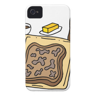 French toast breakfast iPhone 4 Case-Mate case