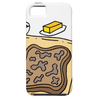 French toast breakfast iPhone SE/5/5s case