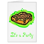 French Toast Greeting Card