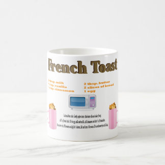 French Toast in a Mug Classic