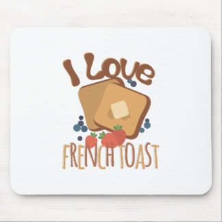 French Toast Mouse Pad
