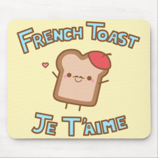 French Toast Mousepad