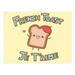 French Toast Postcards