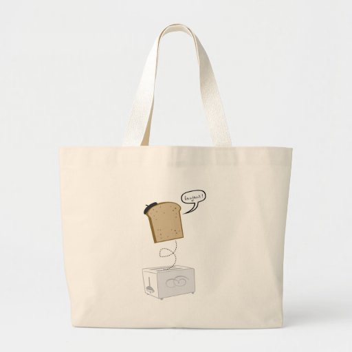 French Toast Tote Tote Bags