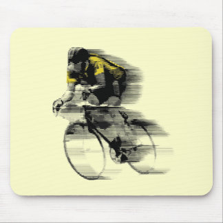 French Tour Mouse Pad
