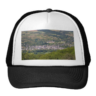 French Town Trucker Hat