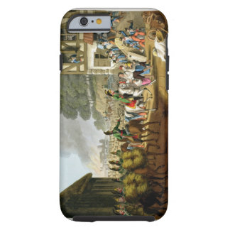 French Troops Retreating Through and Plundering a Tough iPhone 6 Case