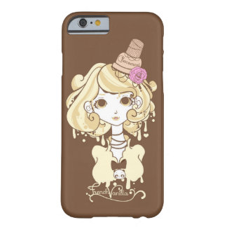 French Vanilla Ice Cream Girl Case