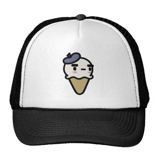 French Vanilla Icecream Trucker Hat