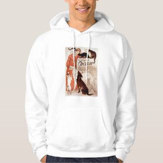 French Veterinary Clinic Hoodie