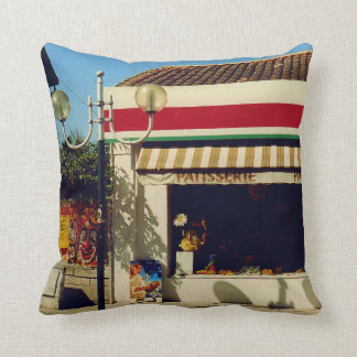 French Village Bakery Pillow