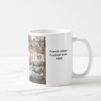 French village Football team 1900 Coffee Mug