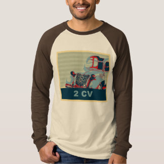 French vintage classic car, pop art style T-Shirt