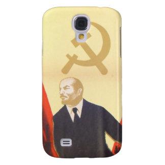 French Vintage Communist Propaganda Samsung Galaxy S4 Case