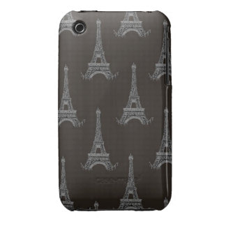 French Vintage iPhone 3 Cover