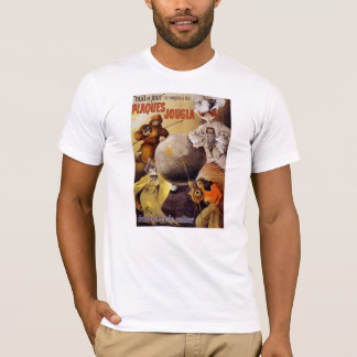 French Vintage Poster Restored T-Shirt