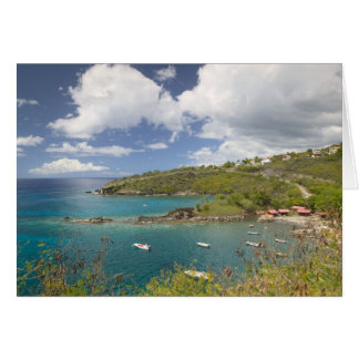 FRENCH WEST INDIES (FWI), Guadaloupe, Basse, Card