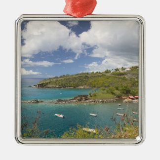 FRENCH WEST INDIES (FWI), Guadaloupe, Basse, Metal Ornament