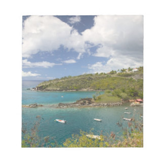 FRENCH WEST INDIES (FWI), Guadaloupe, Basse, Note Pad