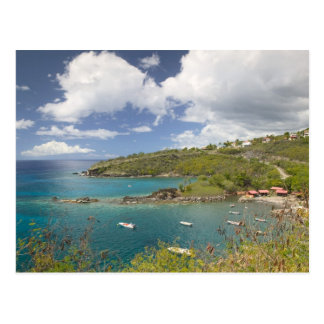FRENCH WEST INDIES (FWI), Guadaloupe, Basse, Postcard