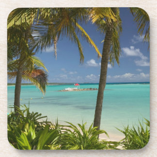 French West Indies, Guadaloupe, Grande Terre, 2 Beverage Coaster