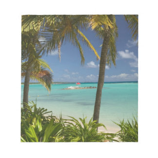 French West Indies, Guadaloupe, Grande Terre, 2 Notepad